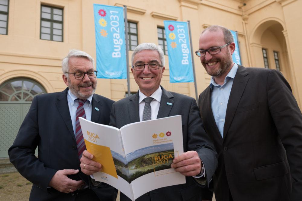 Die Machbarkeitsstudie wurde im Herbst 2017 in der Festung Ehrenbreitstein vorgestellt