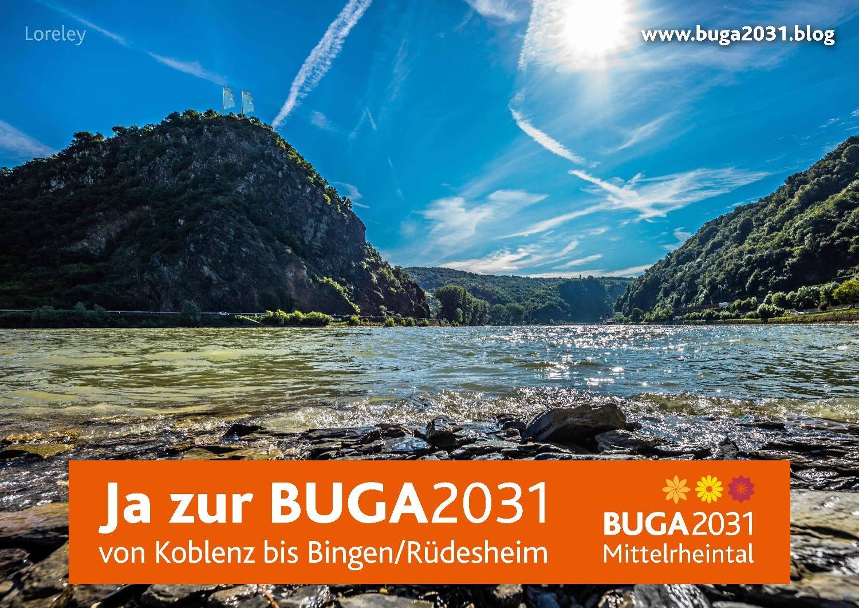 ja zur BUGA2031 im Oberen Mittelrheintal