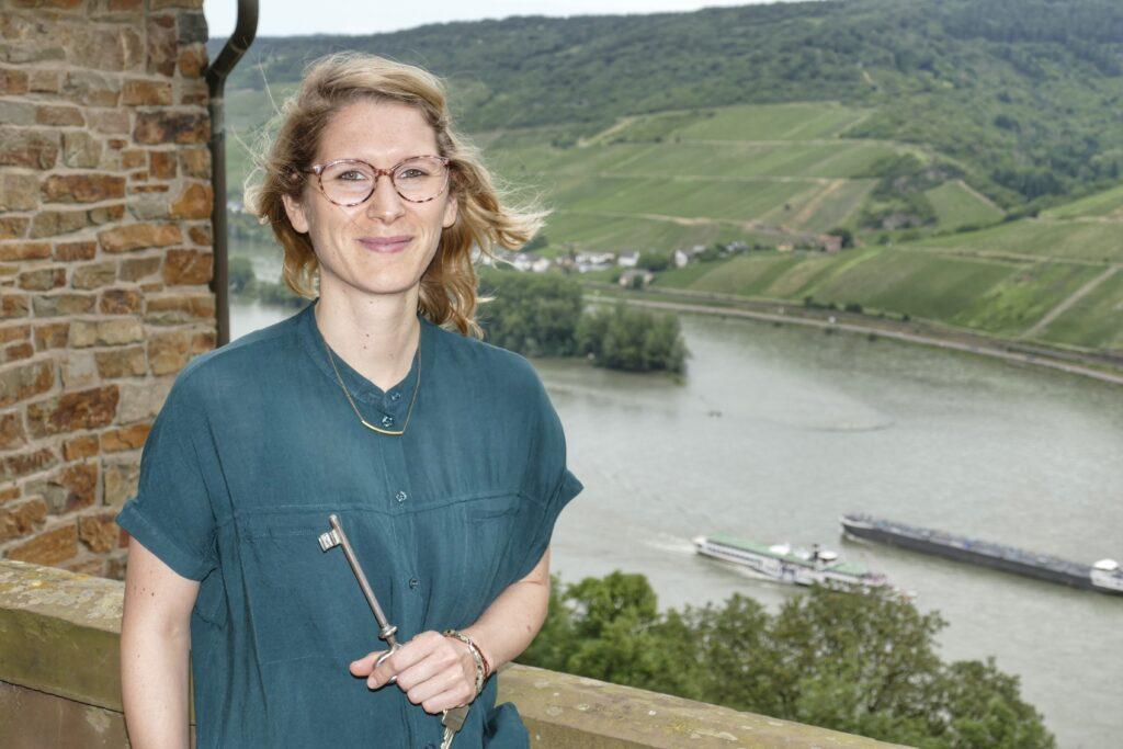 Burgenbloggerin 2019: Mareike Rabea Knevels