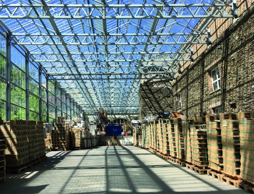 … Modernisierung der Firma VIA in Bacharach. (Foto: Thomas Nutt)