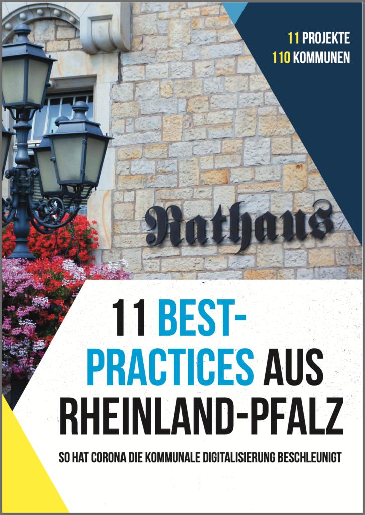 """Broschüre """"11 Best-Practices aus Rheinland-Pfalz""""."""